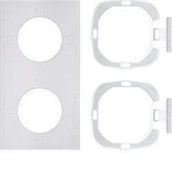 10108902 Sealing set for socket outlets/centre plates Berker S.1