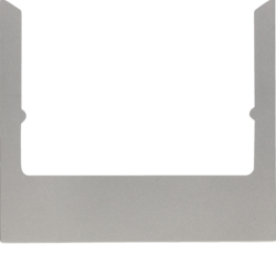 13192204 Accessories,  Stainless steel,  metal matt finish
