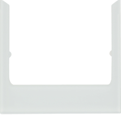 13196909 Accessories,  Glass polar white