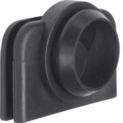 1806 Connector for multiple combinations IP44/IP66 Iso-Panzer IP44, black