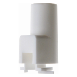 181709 Tube entry Surface-mounted,  polar white