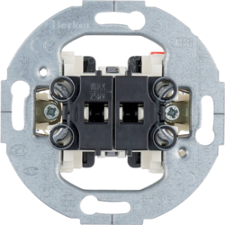 303501 Series switch,  round supporting ring Light control