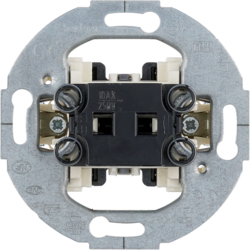 303701 Intermediate switch,  round supporting ring Light control