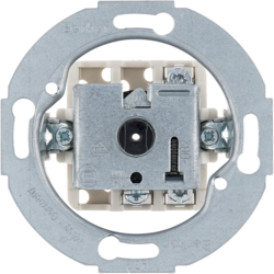 387600 Rotary switch,  off/change-over Serie 1930/Glas/R.classic