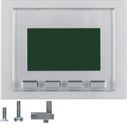 75860071 Info display Aluminium,  aluminium anodised