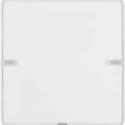 80141329 Push-button 1gang KNX - Berker Q.1/Q.3, polar white
