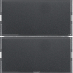 80162785 KNX - Berker S.1/B.3/B.7, for anthracite and aluminium
