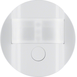 85346139 KNX radio motion detector comfort 2.2 m quicklink Berker R.1/R.3/Serie 1930/R.classic,  polar white glossy