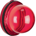 124101 Cover for pilot lamp E14 Isopanzer IP66, red,  transparent