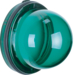 124103 Cover for pilot lamp E14 Isopanzer IP66, green,  transparent
