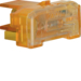 167504 Neon lamp unit with N terminal Light control,  orange