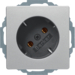 47276084 SCHUKO socket outlet 45°