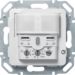 80262280 KNX motion detector module 2.2 m with integrated temperature sensor,  with integral bus coupling unit