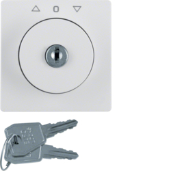 1082190900 Key can be removed in 3 positions
