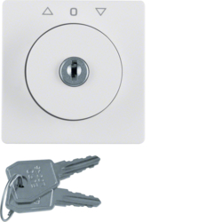 1082608900 Key can be removed in 3 positions