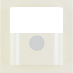 11908982 Cover for motion detector 1.1m white glossy