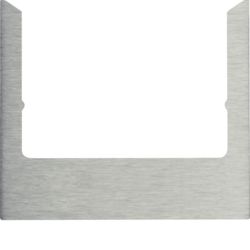 13193606 Accessories,  Stainless steel,  metal brushed