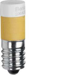 167802 LED lamp E10 yellow