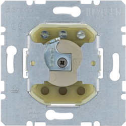 383110 Push-button for blinds 1pole for lock cylinder Blind control