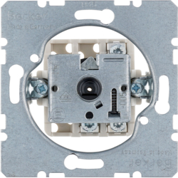 3841 Rotary switch for blinds 1pole Blind control