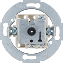 387500 Rotary switch,  series Serie 1930/Glas/R.classic