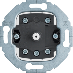 389303 Rotary switch,  2pole off
