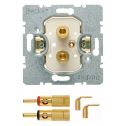 450502 Loudspeaker socket outlet High End Communication technology