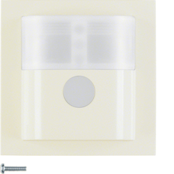 85341182 Motion detector 1.1 m white glossy