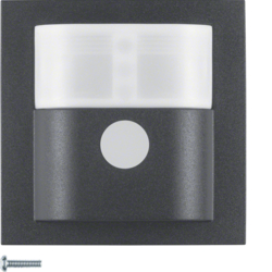85341185 Motion detector 1.1 m anthracite,  matt