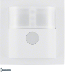 85341188 Motion detector 1.1 m polar white matt