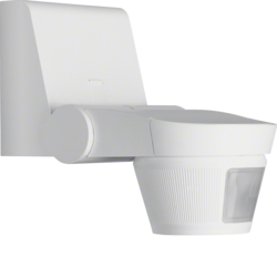85365100 KNX radio motion detector 220° surface-mounted polar white matt