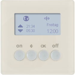 85745222 KNX radio timer quicklink with display