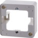10290069 Frame 1gang surface-mounted Surface-mounted accessories,  polar white glossy