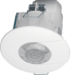 75241003 KNX IR presence detector comfort with integrated switch actuator,  KNX,  polar white matt