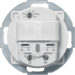 80262261 KNX motion detector module 2.2 m with integrated temperature sensor,  with integral bus coupling unit